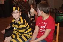 Dětský karneval v Hořesedlích