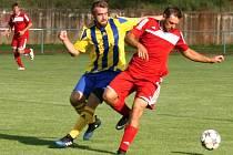 Zavidov ve svém druhém přípravnému duelu podlehl Kralovicím 1:2, když jediný gól domácích zaznamenal Žďánský.