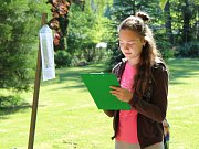 Tématem botanické soutěže byly invazivní rostliny