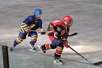 Foto z utkání HC Rakovník - HC Benešov