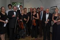 Společný koncert sboru a orchestru