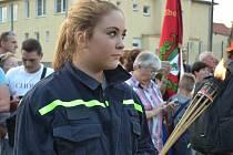 Masarykova vatra v Lánech 2016
