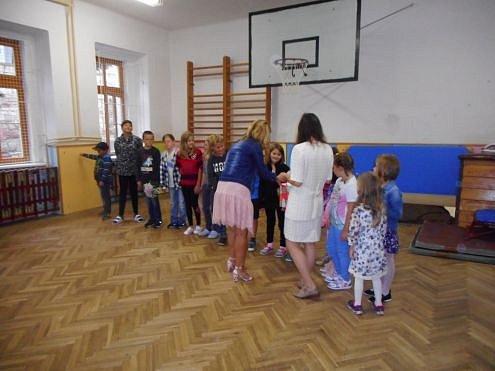 Zahájení školního roku 2018/2019.