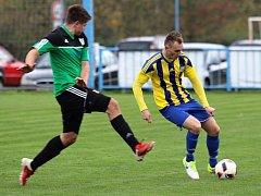 Mšec zdolala v okresním derby rezervu Tatranu 1:0.