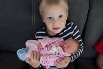 Nela Černá, Příbram Narodila se 30. září 2020. Po porodu vážila 2,10 kg a měřila 44 cm. Rodiče jsou Zuzana Klímová a Aleš Černý, bratr Románek. (porodnice Příbram)