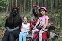 Pohádkový les v Jesenici