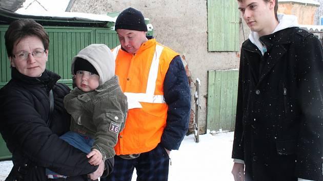 Zimní výstava drobného zvířectva v Kolešovicích