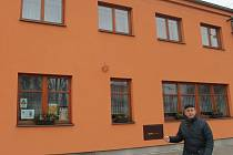 Opravený kulturní dům v Kolešovicích