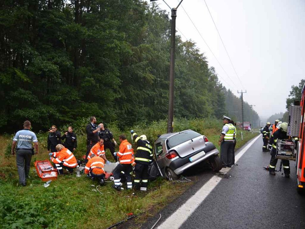 Havárie u Řevničova