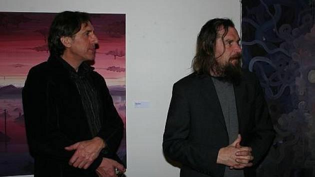 Výstava Romana Trabury v Rakovníku