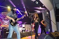 Rockeři z Nashvillu to v Rakovníku rozjeli.