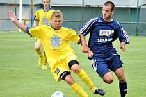 SK Rakovník nestačil v přípravném utkání na mužstvo z Loun