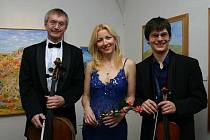 Moravské klavírní trio.