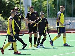Rakovničtí pozemní hokejisté zdolali Litice 2:1 a ve finále se dnes utkají se Slávií.
