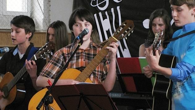 Koncert v Křivoklátě