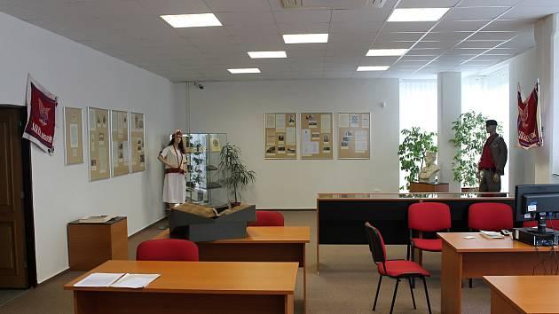 Den otevřených dveří ve Státním okresním archivu Rakovník.