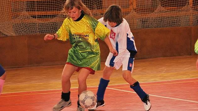 Turnaj juniorek FK Rakovník v Žatci
