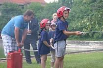 Sto dvacáté páté výročí hasičů v Pochvalově