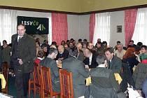 Na semináři  bylo přítomno přes 90 účastníků