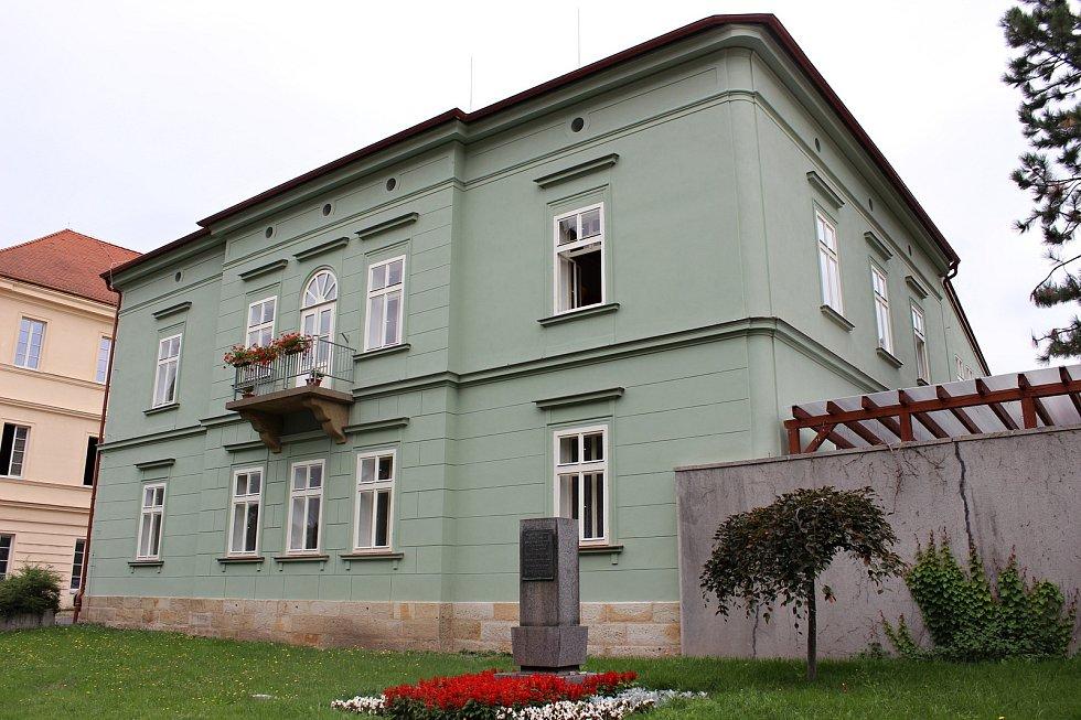 1. Mateřská škola V Hradbách v Rakovníku.