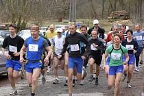 V Poháru běžců najdeme závody od čtyř kilometrů až po maratón.