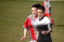 SK Pavlíkov - Brozany 3:0, divize A - ženy