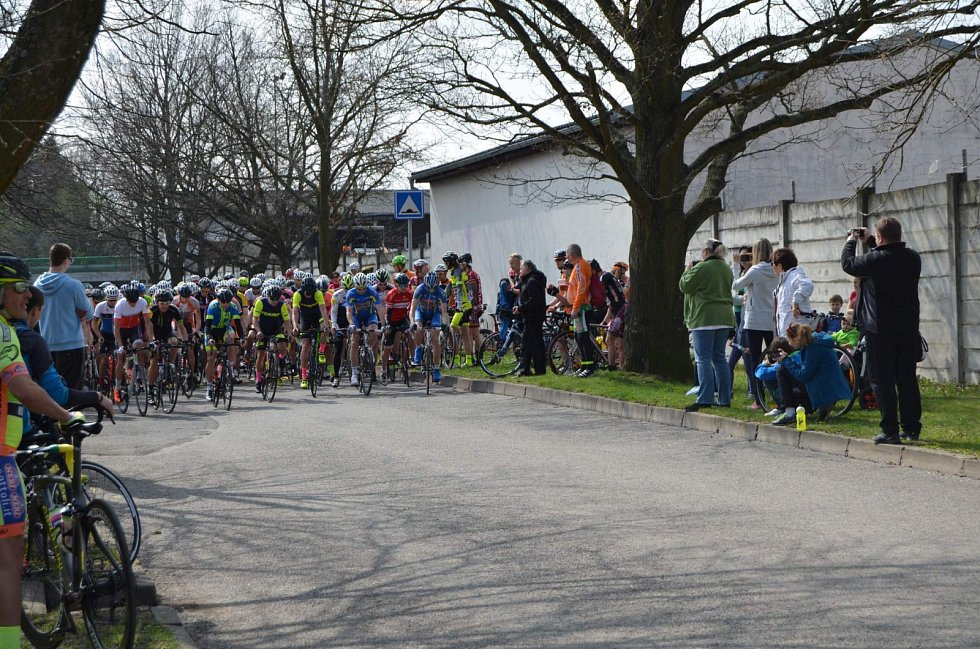 15. ročník cyklistického závodu První šlápnutí