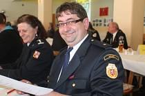 Volební setkání dobrovolných hasičů