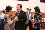 Kloboukový ples v Kolešovicích