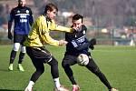 Fotbalisté Lišan vyhráli v přípravném duelu nad Lužnou 2:1.