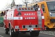 Ve čtvrtek odpoledne hořelo v depu ČD Rakovník.