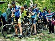Trasy Lišanské šlapky jsou připraveny pro cyklisty i pro turisty.