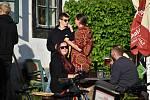 V pátek začaly tradiční Máje v Pecínově.