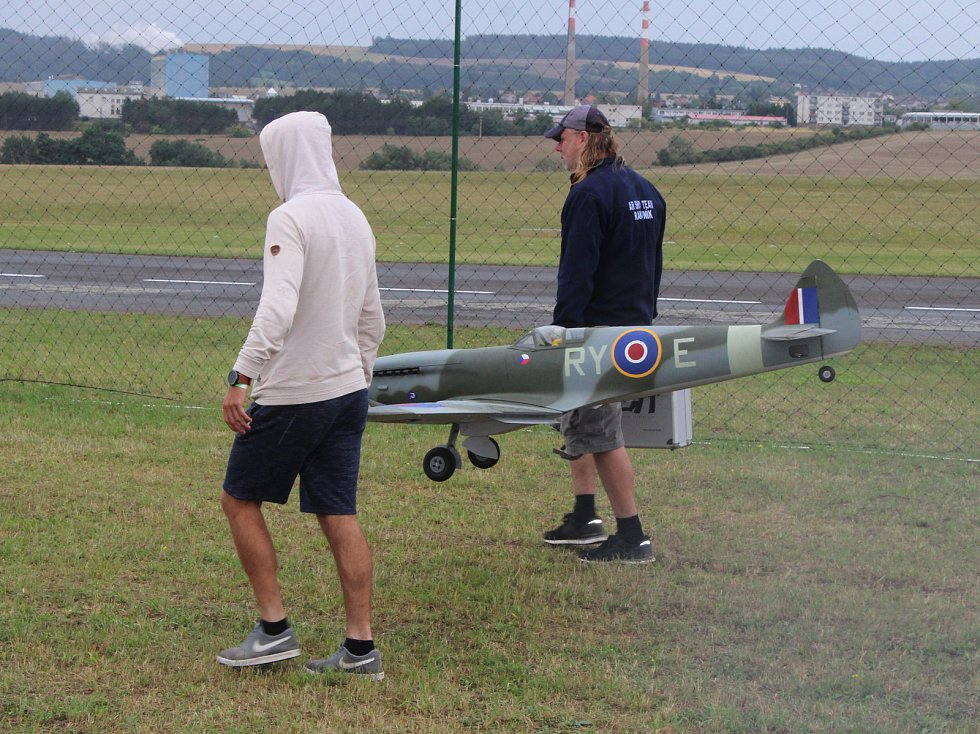 Model Air Show Rakovník 2019.