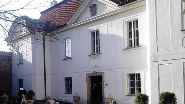 Muzeum T. G. M. Rakovník.