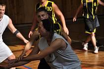 Rakovničtí basketbalisté porazili Sadskou