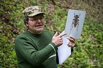 O víkendu vyrazili zájemci na exkurzi do Národní přírodní rezervace Týřov, a to v rámci Evropského dne chráněných území.