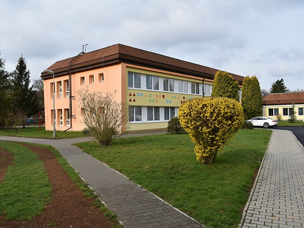 Mateřská škola Klicperova v Rakovníku.