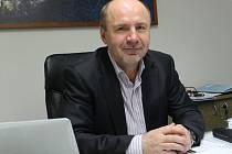 Ředitel nemocnice Jaromír Bureš