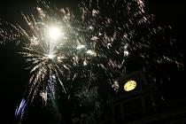 Ohňostroj zazáří nad Rakovníkem 1. ledna večer.