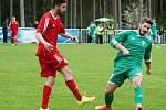 Tatran Rakovník - Nymburk 0:1, divize 2016
