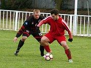 Fotbalisté Nového Strašecí v závěrečném podzimním kole prohráli s Příbramí 0:6.