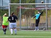 Lvice z Pavlíkova vyhrály v Souši díky brance Dubcové 1:0.