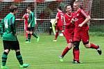 Fotbalisté Rynholce ve 4. kole okresního přeboru poprvé poznali hořkost porážky. V Kolešovicích padli 1:3.