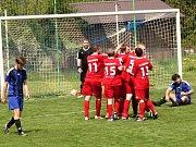 Zavidov B remizoval s Kolešovicemi, porazil je až v penaltovém rozstřelu.