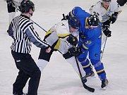 Hokejisté HC Rakovník porazili Černošice v dalším kole krajské ligy 9:3.