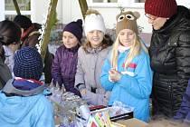 Tradiční vánoční jarmark u ZUŠ Rakovník