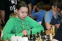 Oblastní kolo šachového turnaje mládeže 2011