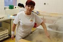Hana Tichá vaří více než třicet let.