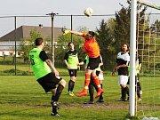 Kněževes porazila ve šlágru Olešnou až po penaltách, když po 90 minutách byl stav 4:4.